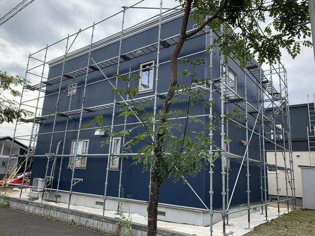 【札幌 リフォーム】 札幌市北区 Y様邸 外壁張替工事