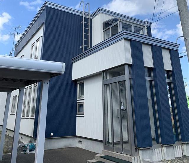【札幌 リフォーム】『外壁張替工事』 札幌市北区 Y様邸 ご紹介!